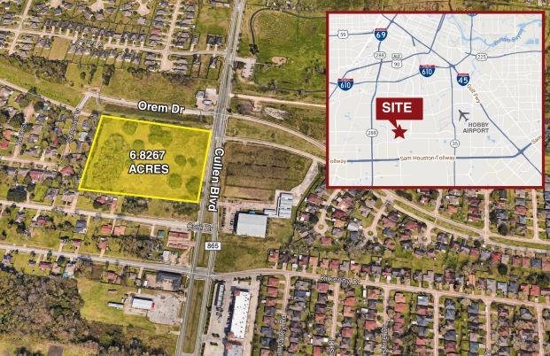 12602 Cullen Blvd, Houston, Tx 77047